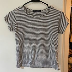 Brandy Melville striped tee